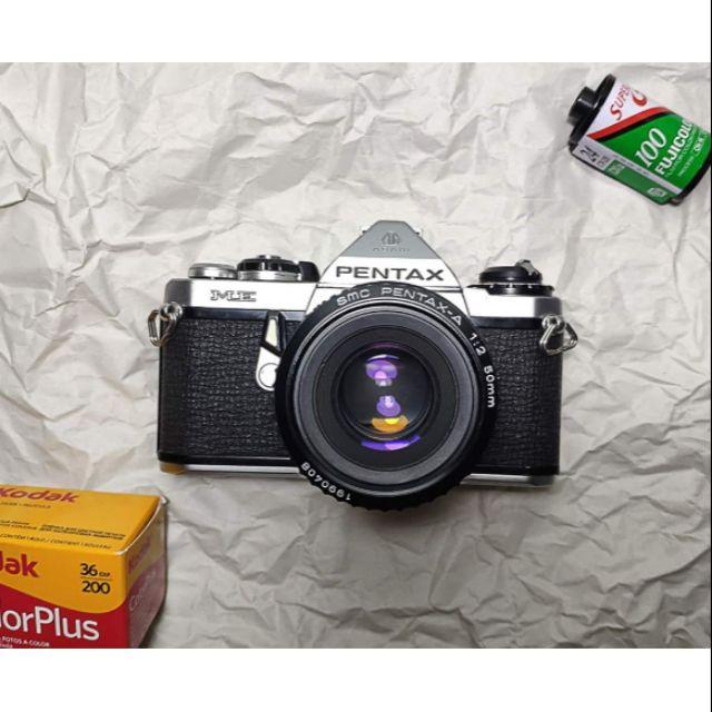 กล้องฟิล์ม Pentax ME ใหม่มากกก!!