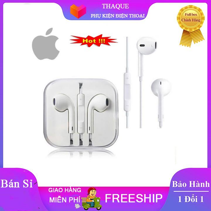 [ Hàng có sẵn ] Tai nghe iphone giắc 3.5 hàng rẻ mà chất lượng không hề rẻ