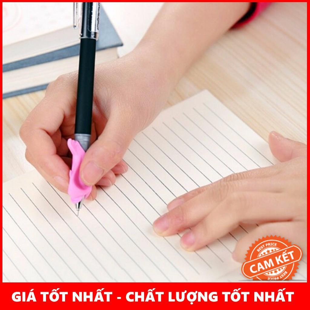 [GIÁ RẺ VÔ ĐỊCH]  Set 5 Đệm Tay Cầm Bút Không Mỏi Tay Cho Bé