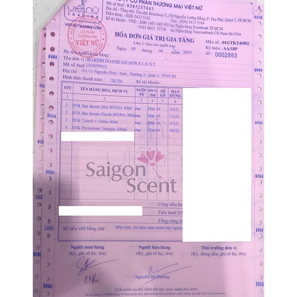Nước Tẩy Trang SVR Sebiaclear Eau Micellaire (75mL)