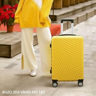 Vali kéo du lịch Valizio 203 shipnow 2h - Vali chống va đập tay kéo nhôm không rỉ sét - VALIZIO thumbnail