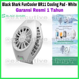 Tấm tản nhiệt cá mập đen BR11 - màu trắng - 1 thumbnail