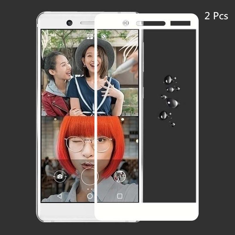 2 kính cường lực bảo vệ màn hình cho điện thoại Nokia 7.1 Plus
