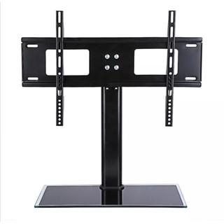 Chân đế tivi đa năng mặt kính cường lực 32-55 inch siêu đẹp và chắc chắn - hàng nhập khẩu