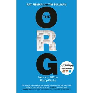 Sách Ngoại văn ORG - Phiên bản Tiếng Anh thumbnail