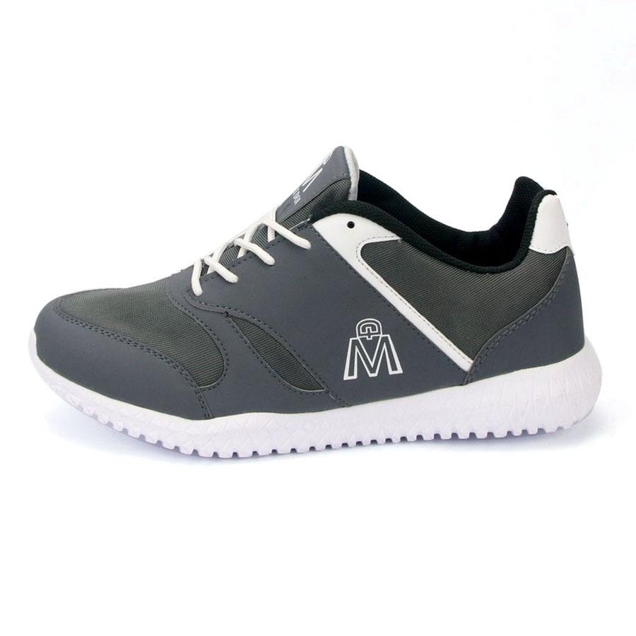 Giày thể thao nam MĐ G411 xám Ā