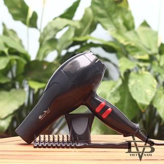 Máy sấy tóc có 2 chiều nóng lạnh 1600W CHENYE MSD-8813 Máy sấy tóc giá rẻ chất lượng + Tặng lược sấy tóc Chaoba thumbnail