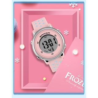 Đồng hồ Trẻ em SANDA JAPAN, Thương hiệu Cao Cấp Của Nhật, Chống Nước Tốt 5