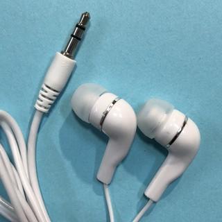 Tai nghe không mic cho máy nghe nhạc Mp3, loa đài chân jack tròn 3.5 mm nghe hay 6
