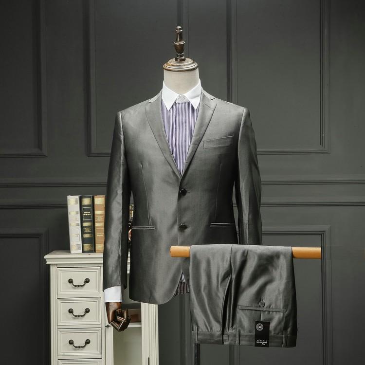 Áo khoác vest kiểu dáng sang trọng lịch lãm dành cho nam