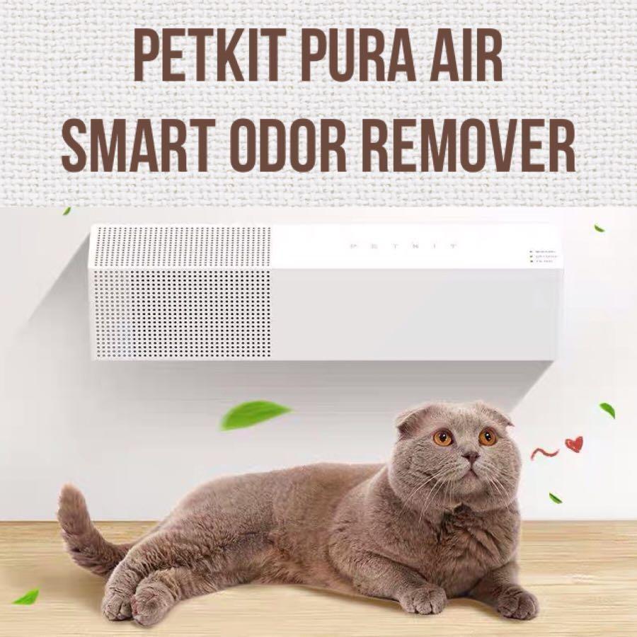 Máy khử mùi vệ sinh chó mèo Petkit Pura Air