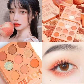 [BILL MỸ] Bảng màu mắt Colourpop Baby Got Peach - phấn mắt Colorpop - phấn mắt 9 ô Eyeshadow palette thumbnail