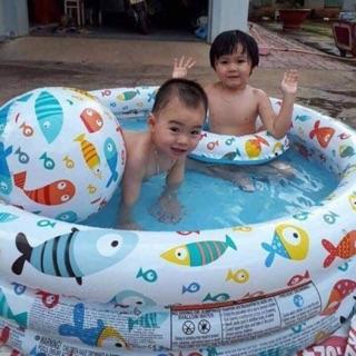 [CÓ SẴN] Bộ Bể Bơi Intex