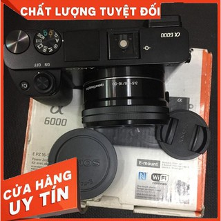 Máy ảnh Sony A6000 kèm kít