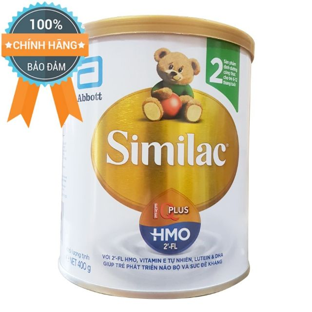( Mẫu Mới ) Sữa Similac 2 400g Date 2020i - 10039947 , 1330138137 , 322_1330138137 , 235000 , -Mau-Moi-Sua-Similac-2-400g-Date-2020i-322_1330138137 , shopee.vn , ( Mẫu Mới ) Sữa Similac 2 400g Date 2020i