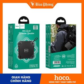 [Mã ELFLASH5 giảm 20K đơn 50K] Loa Bluetooth Thể Thao Hoco BS34 Kết nối bluetooth 5.0