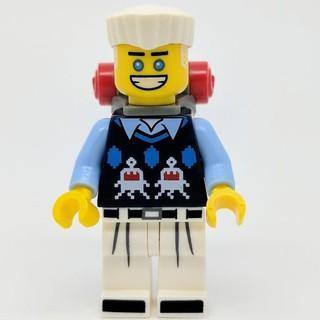 LEGO Minifigures Chính Hãng – The Ninjago Movie 71019 – Zane Đi Du Lịch