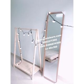 Gương soi toàn thân- Gương treo tường
