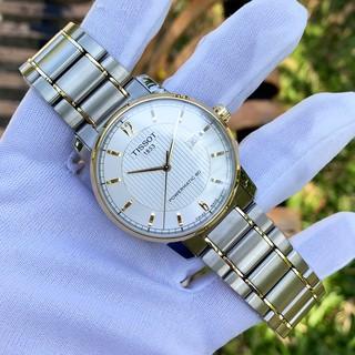 Đồng hồ nam Tissot Titanium powermatic 80 -  T087.407.55.037.00   Men's Watch - Automatic - Kính Sapphire [ Chính hãng ]