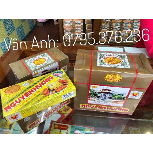 Combo 4 hộp bánh đậu xanh Nguyên Hương