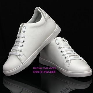 Giày sneaker nam cao cấp phong cách Hàn Quốc