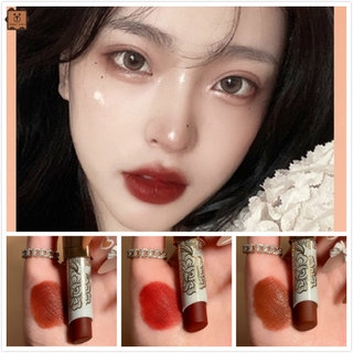 Cod In Stock New MAFFICK Ladies Matte Waterproof Long-lasting Non-stick Cup Lipstick Lace Tube Lipstick Gift
