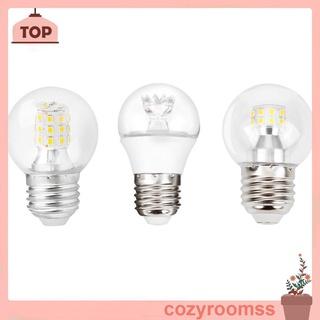 COZYR E27 LED Corn Light Bulb 3-Color Changing Energy Saving Lamp for Chandelier