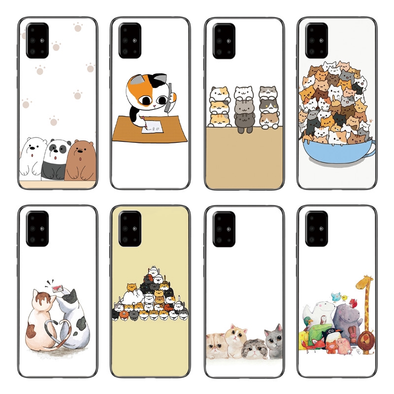 Cartoon Bare Bear Back Cover Samsung Galaxy S11/S11E/S11 Plus/S10 Plus/S10E Soft TPU Case - 22957112 , 7712480604 , 322_7712480604 , 38000 , Cartoon-Bare-Bear-Back-Cover-Samsung-Galaxy-S11-S11E-S11-Plus-S10-Plus-S10E-Soft-TPU-Case-322_7712480604 , shopee.vn , Cartoon Bare Bear Back Cover Samsung Galaxy S11/S11E/S11 Plus/S10 Plus/S10E Soft T