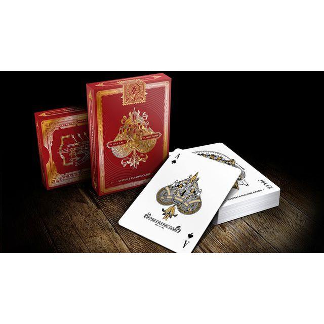Bài Tây Malam Playing Cards