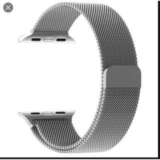 Dây đeo bằng thép sang trọng dành cho Apple Watch Series 5 4 3 2 1 38mm
