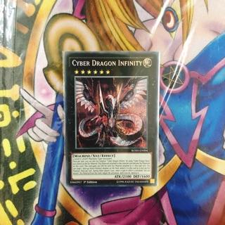 Thẻ bài Yu-Gi-Oh! Cyber Dragon Infinity TCG UK