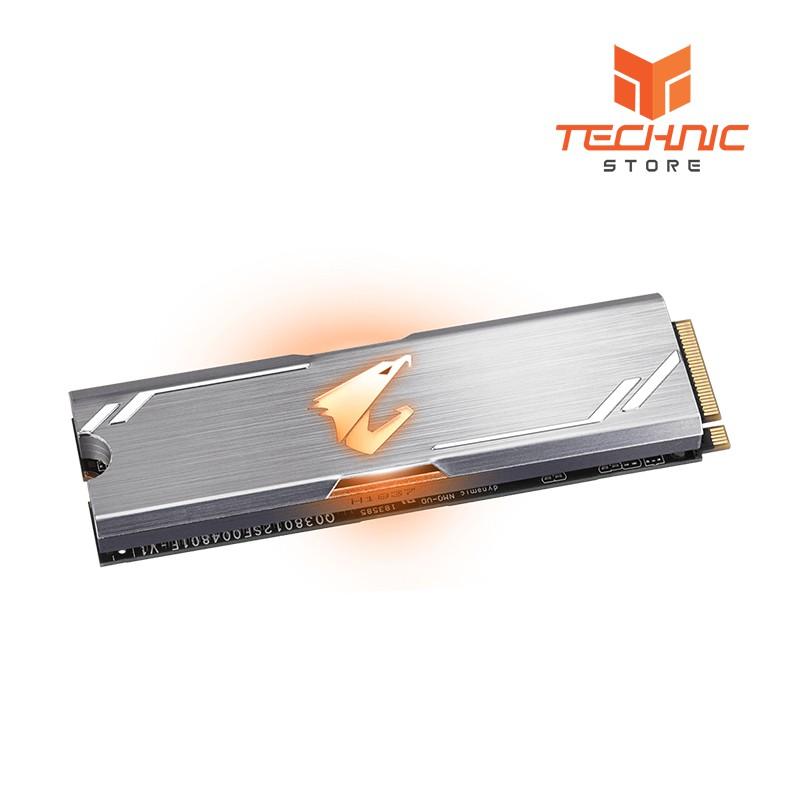 Ổ cứng SSD Gigabyte AORUS RGB M.2 NVMe