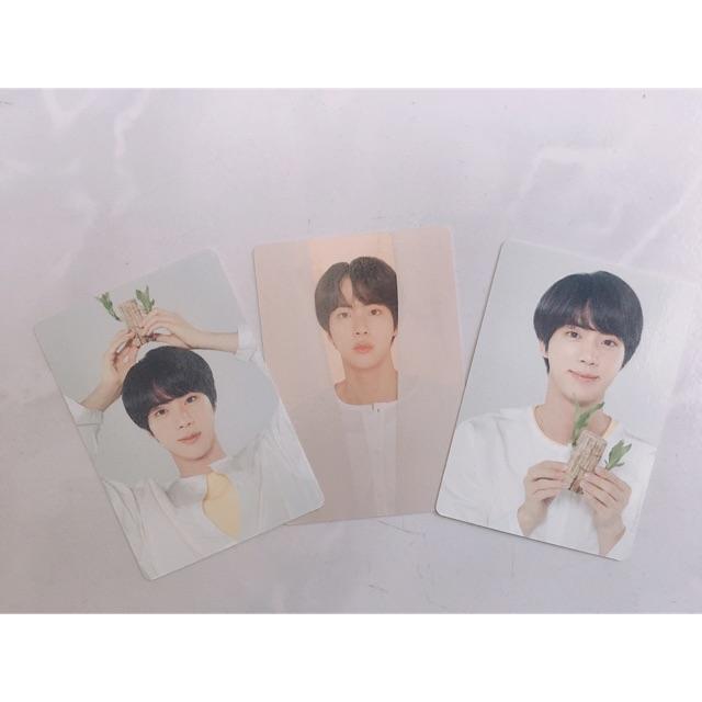 [BTS-JIN] Mini photo card Concert LY Tour