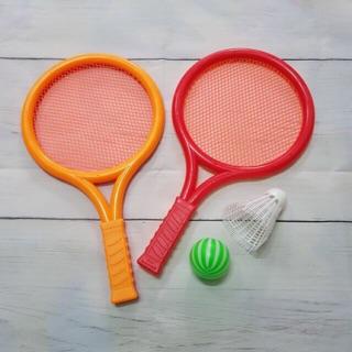Đồ chơi vợt cầu lông vui nhộn