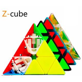 Rubik Biến Thể 4 Mặt – ZCube Magnetic Pyraminx – Rubik Tam GIác Mod Nam Châm