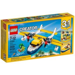 LEGO Creator 31064 – Mô Hình Máy Bay – Nhà