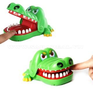 Trò chơi khám răng cá sấu loại lớn J4 in 1