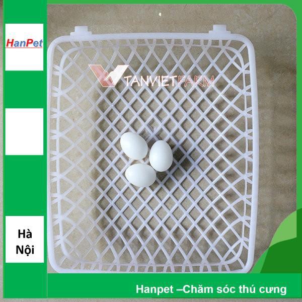 (bộ 2 chiếc) ổ đẻ chim bồ câu / tổ đẻ chim câu bằng nhựa