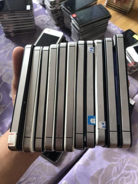 Điện thoại iPhone 4 lock cdma không lắp sim giá 380.000