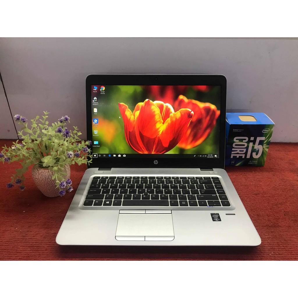 HP Elitebook 840G3 phiên bản i5 6300U, Ram 8G, SSD 256G, 14.0 led Full HD (1920×1080) máy cũ đẹp nhu mới Giá chỉ 8.990.000₫