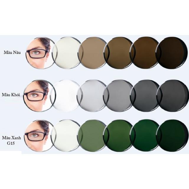 Tròng kính đổi màu xp lens chính hãng hàn quốc