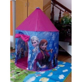 Lều Elsa cho bé gái