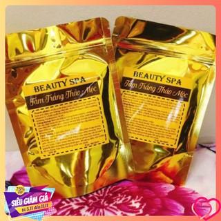 Tắm trắng thảo mộc Beauty spa tự nhiên giá sỉ