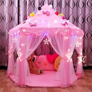 Lều công chúa bánh bèo