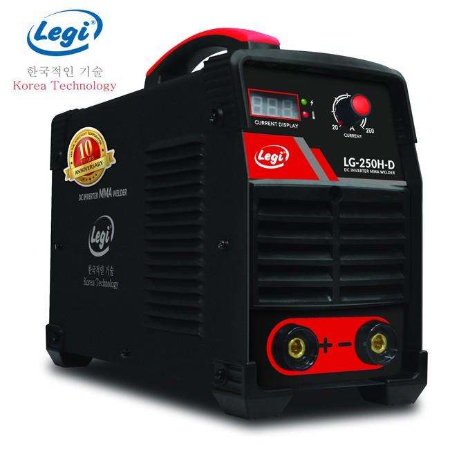 Máy hàn điện tử Legi LG-250H-D (hàn que MMA, Inverter)