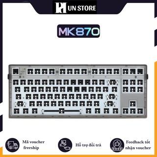 MK 870 - KIT Bàn phím cơ - Kit mechanical keyboard - Hotswappale Switch - MK870 thumbnail