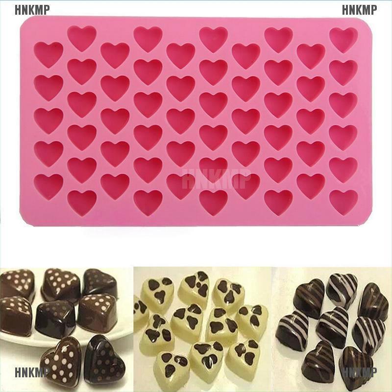 Khuôn silicon làm bánh cookie tạo hình trái tim hnkmp - 21873265 , 2683408029 , 322_2683408029 , 27900 , Khuon-silicon-lam-banh-cookie-tao-hinh-trai-tim-hnkmp-322_2683408029 , shopee.vn , Khuôn silicon làm bánh cookie tạo hình trái tim hnkmp