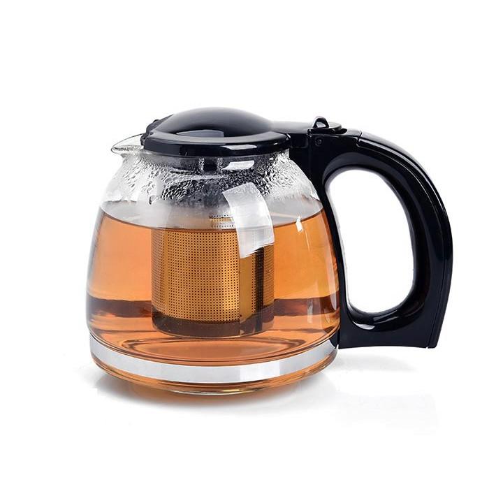 Bình pha trà, lọc trà bằng thủy tinh 700ml - 2672279 , 1219678728 , 322_1219678728 , 43000 , Binh-pha-tra-loc-tra-bang-thuy-tinh-700ml-322_1219678728 , shopee.vn , Bình pha trà, lọc trà bằng thủy tinh 700ml