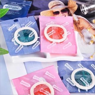 Kẹo dẻo chipchip hình bao cao su Dulox Featherlite quà tặng độc đáo khác lạ 6 kẹo hình bcs
