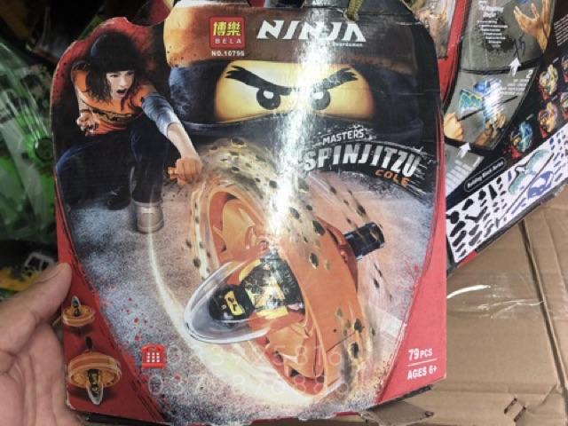 Bộ Quay lego NinjaGo Thế Hệ Mới